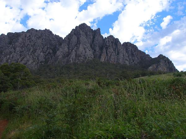A Day Out on Rysavy Ridge