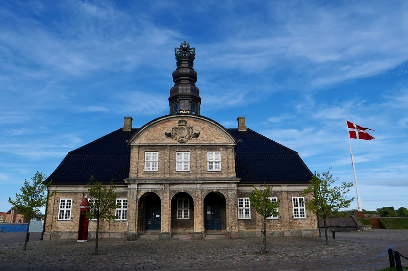 Nyholm Central Guardhouse