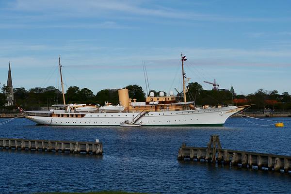 The Queen's Yacht