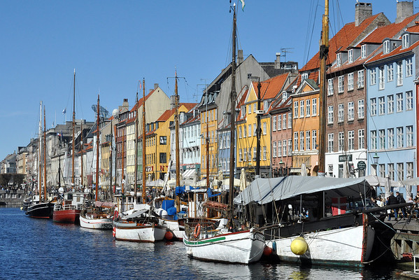 Copenhagen, April 2011