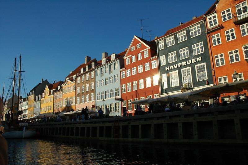 Canal - Copenhagen, Denmark