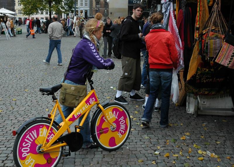 Bike - Copenhagen, Denmark