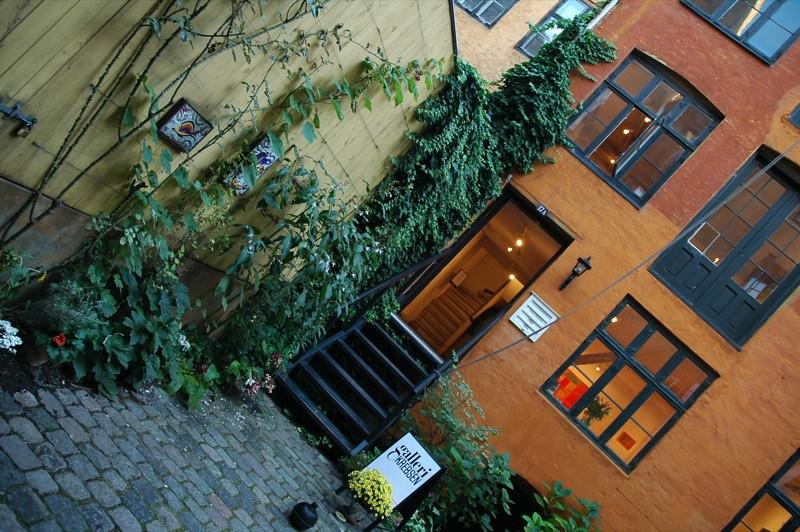 Courtyard - Copenhagen, Denmark