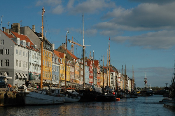 Sailboats - Nyhavn, Copenhagen