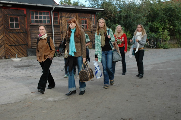 Ladies of Christiania - Copenhagen, Denmark