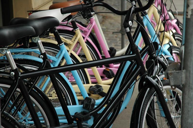 Bikes - Copenhagen, Denmark
