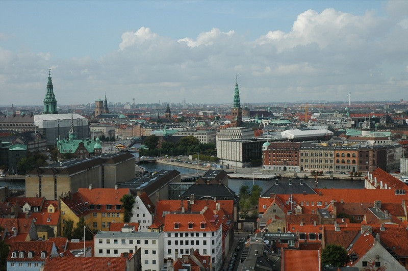 Buildings - Copenhagen, Denmark
