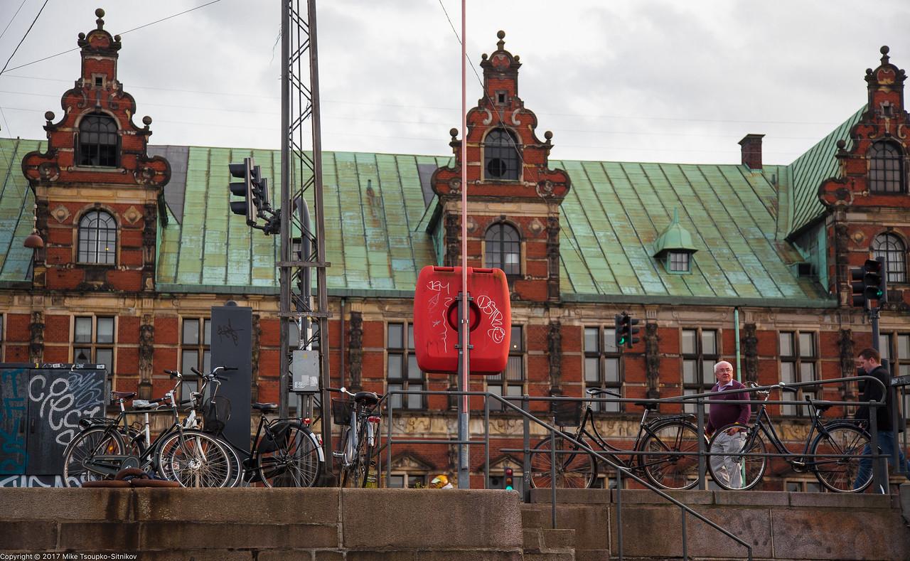 The Royal Exchange, Copenhagen