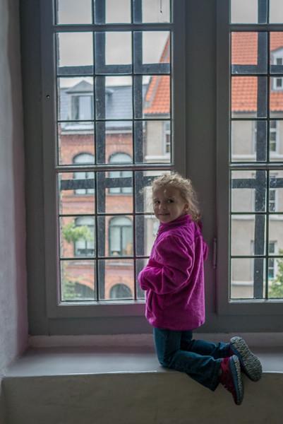 In Copenhagen, Denmark.