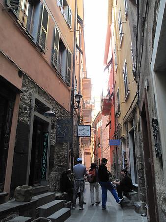 Corniglia Cinque Terre Italy 2012