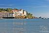 Cadaqués, Catalonia, Spain  Waterfront on Costa Brava, Spain