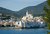 Cadaques Waterfront on Costa Brava, Spain