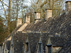 Traditional cottage roofs, Bibury