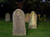 Bibury churchyard