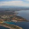 Landing in Crete