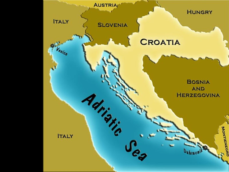Croatia 2015:  Mountains, Rivers and Sea