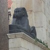 Diocletion imported several sphinxes from Egypt.  A handful still exist.