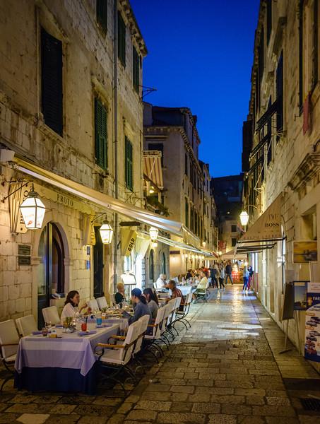 Old Town Street, Dubrovnik