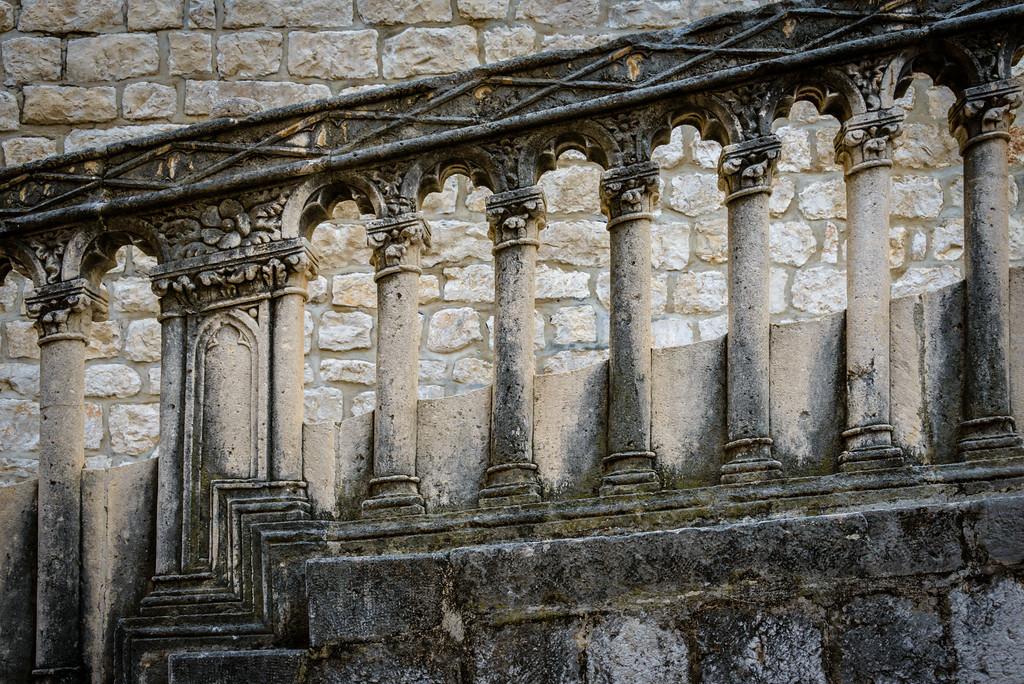 Monastery Stairs, Oldtown Dubrovnik