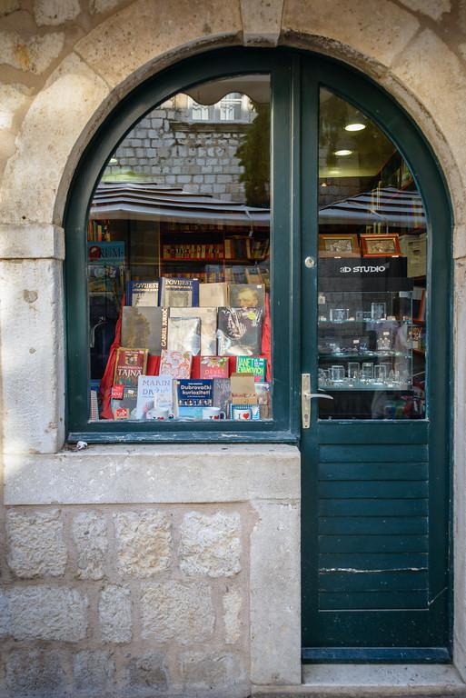 Shop Door, Old Town