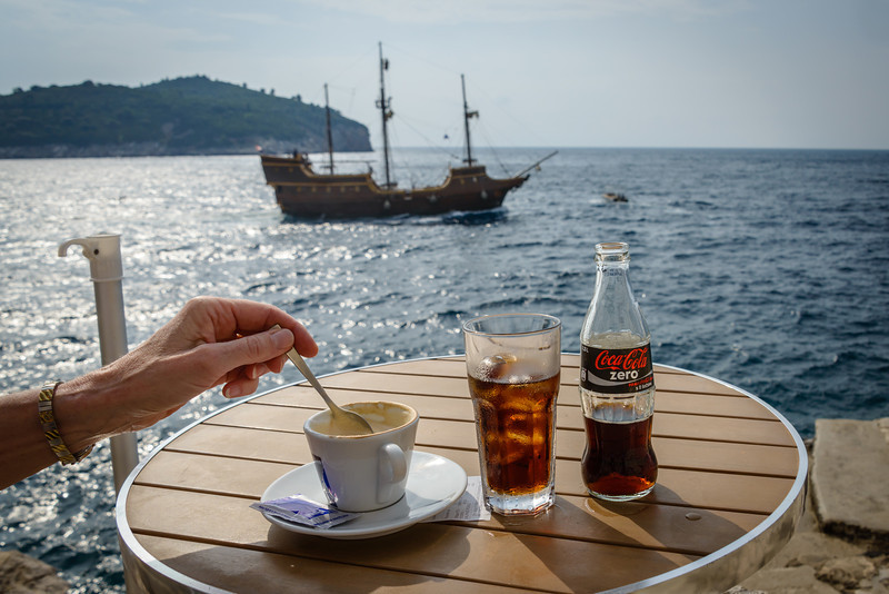 Pirate Ship and Refreshments
