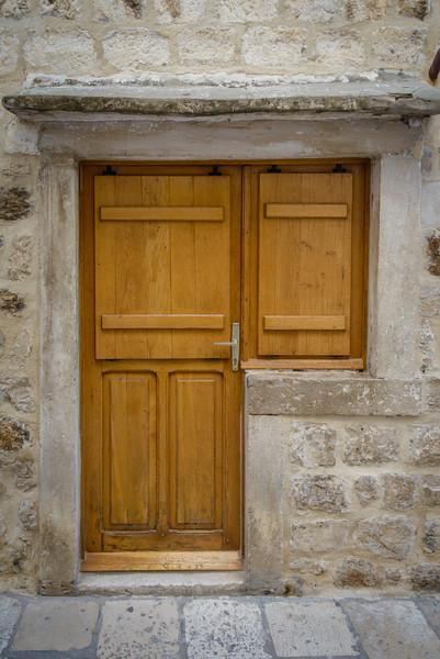 Split Door