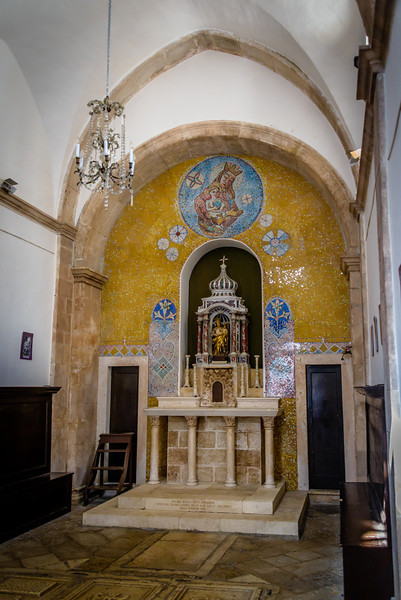 Chapel in St Mark's Cathedral