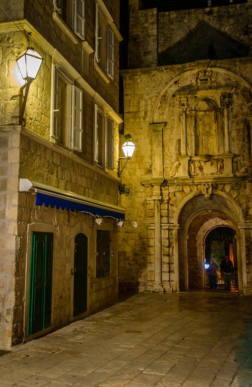 Main Gate, Old Korcula