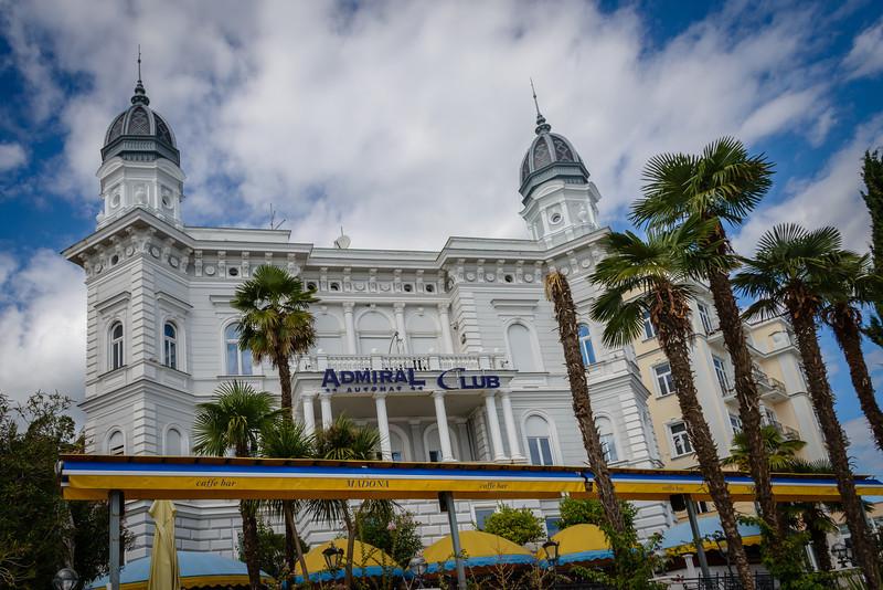 Hotel Admiral Club