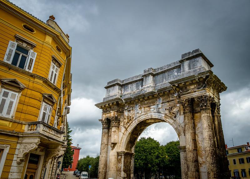 Sergius Arch