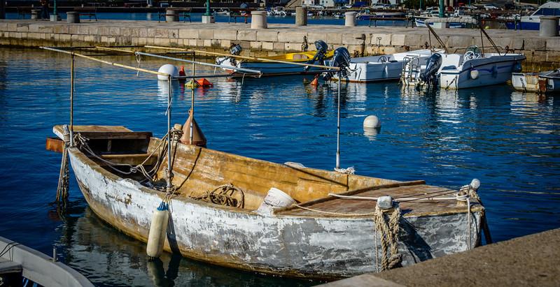 Solo Mussel Boat - Opatija