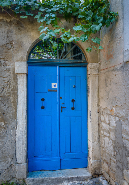 Blue Door - Rovinj