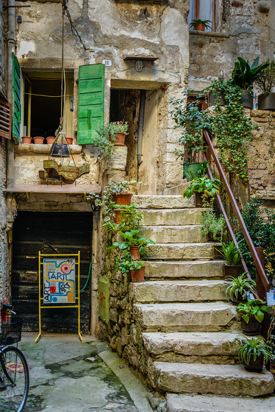 Art Area, Old Town - Rovinj