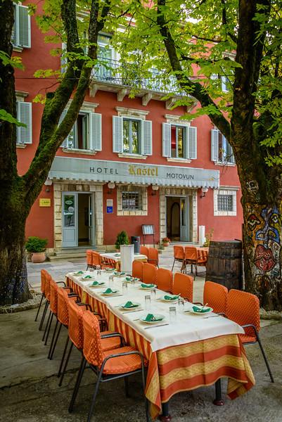 Hotel Kastel, Motovun