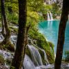 Plitvice Falls, Milanovacki Slap - 10 Meters