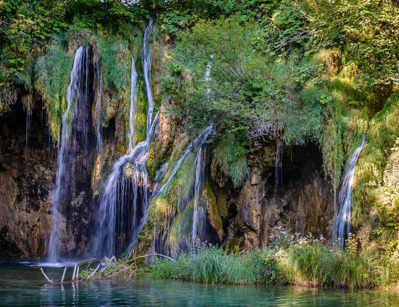 Plitvice Falls, Galovaci Buk - 16 Meters