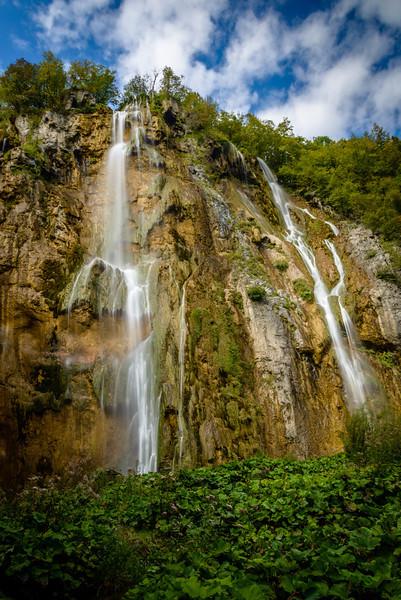 Veliki Slap / Big Waterfall - 78 Meters, Plitvice