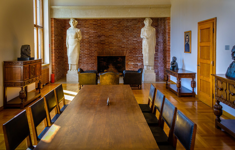 Mestrovic Dining Room