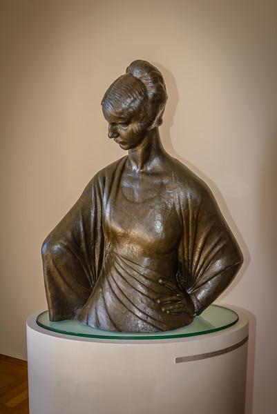 Ruza Mestrovic - 1915