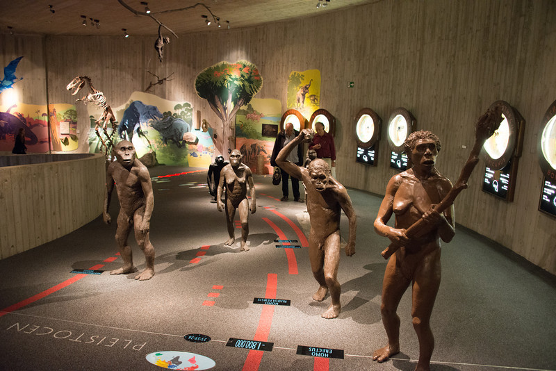 Museum Krapinskih Neandertal Near Zagreb