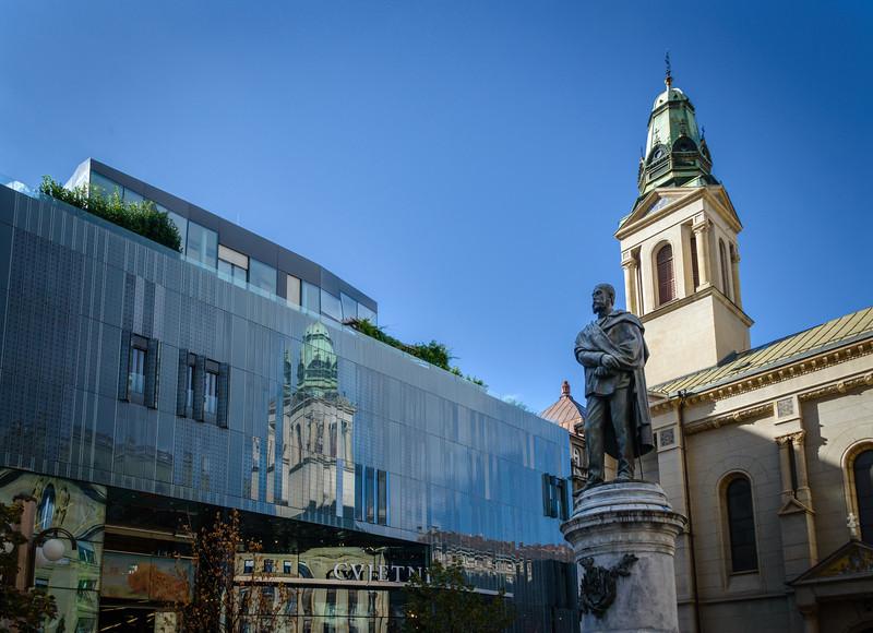 Jelacic square, Zagreb