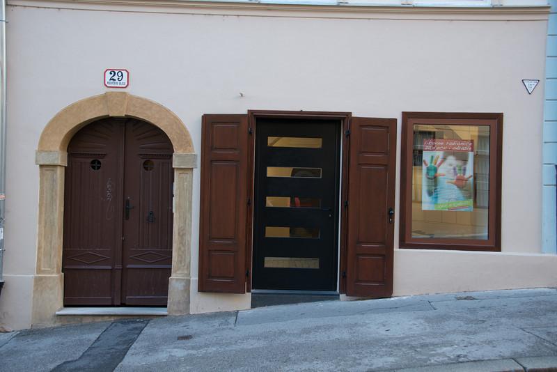 Doors of Zagreb