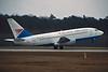 9A-CTE Boeing 737-230 c/n 22634 Frankurt/EDDF/FRA 01-02-97 (35mm slide)