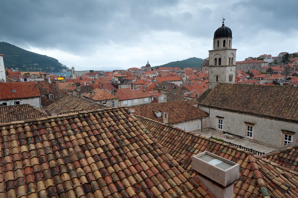 UNESCO World Heritage Site #133: Old City of Dubrovnik