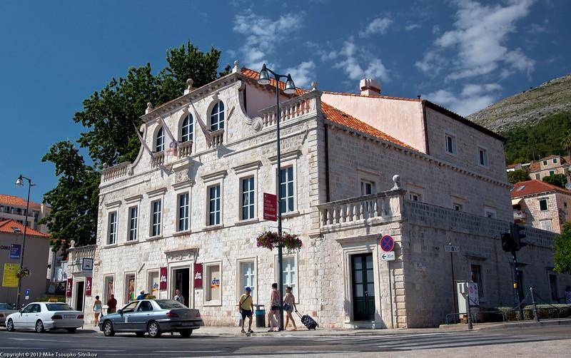 Dubrovnik - a street view
