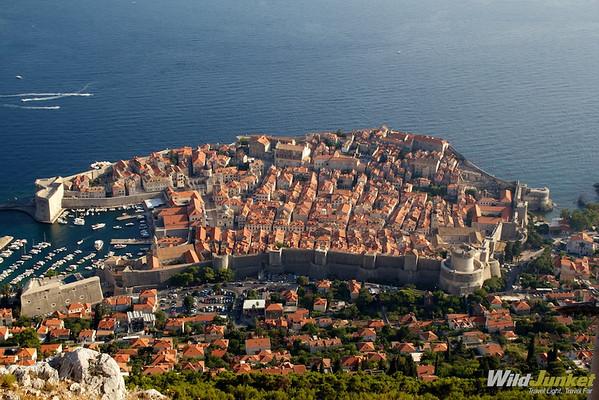 Croatia as an alternative destination