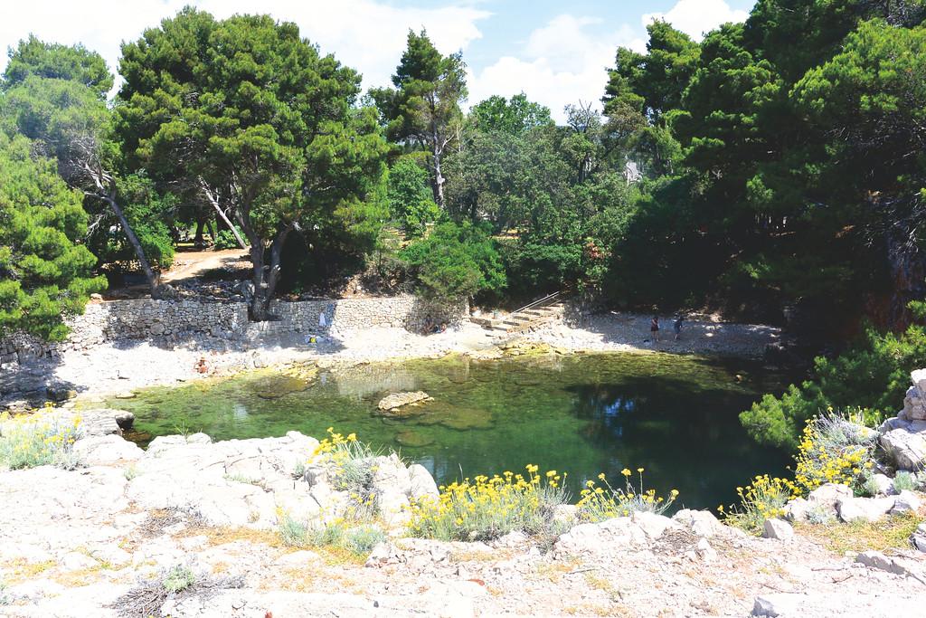Lokrum Island. June 2016