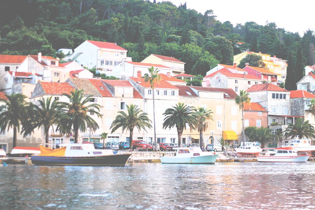 Korčula Island. May 2016