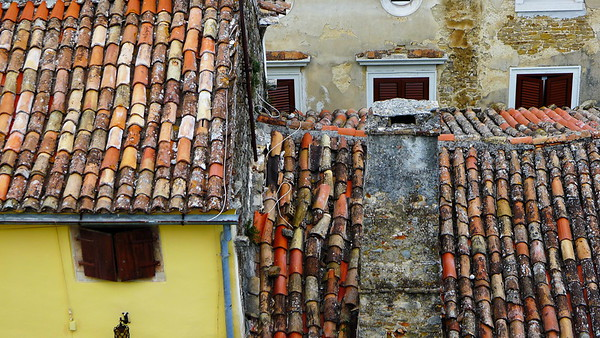 Motovun, Croatia, May 2011,