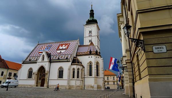 Zagreb, Croatia, May 2011.